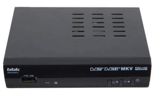 Рис. 8. BBK SMP240HDT2 – недорогой прибор с поддержкой популярных форматов