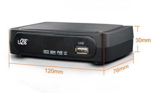 Рис. 6. GOOD TV U2C DVB-T2 – компактный и экономичный.