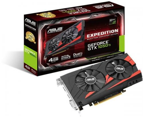 NVIDIA GeForce GTX 1050 Ti с 4 гигабайтами памяти вы можете купить на сайте ComputerUnivers по сумме в 10000 рублей