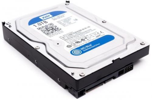 Жесткий диск Western Digital Caviar Blue WD10EZEX 1 Тбайт за 3200 рублей