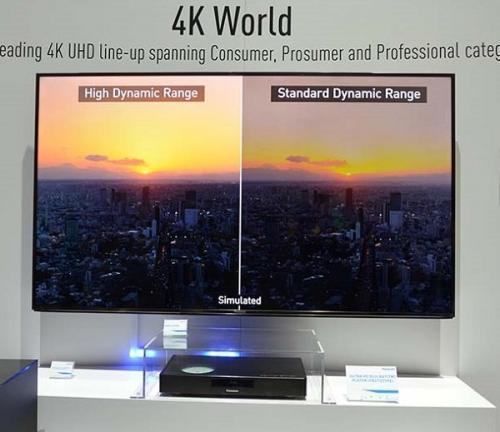 Слева — картинка с HDR; справа — без.