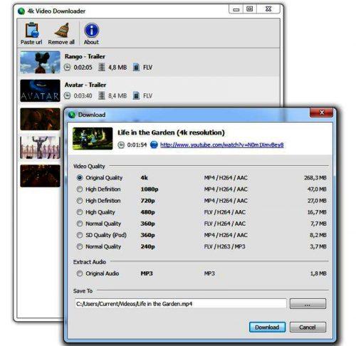 Картинки по запросу 4k video download
