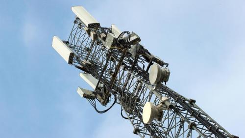 Вышка мобильной связи