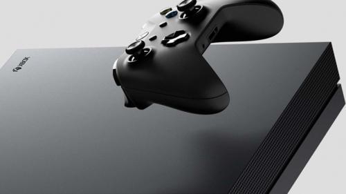 Xbox-One-X-HDR-4K повышенной