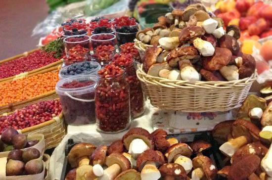 Грибы и ягоды можно будет за деньги сдать в заготконторы