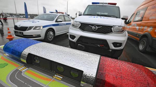 В 2020 году приборы для замера скорости автомобилей установят на патрульные машины