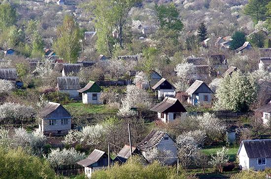 Сельские жители смогут взять льготные кредиты на благоустройство дома