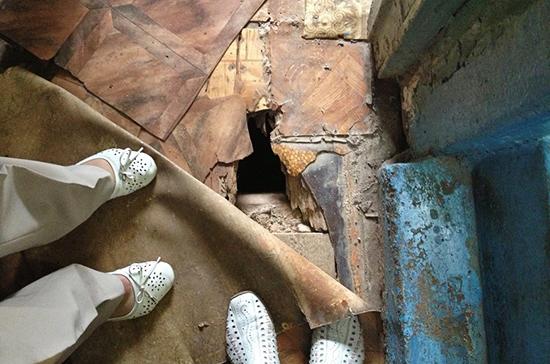 Костенко предложила обязать Росреестр сообщать покупателям жилья о его аварийном состоянии