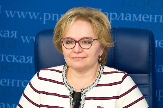 В Госдуме разрабатывают законопроект о высоком статусе педагога