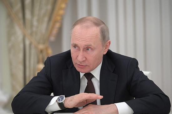 Путин поручил сделать вид на жительство основным миграционным статусом