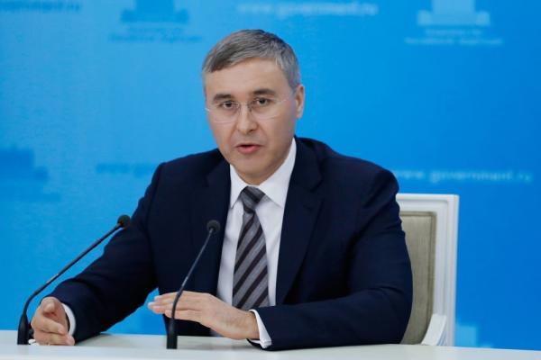 Министр науки и высшего образования РФ Валерий Фальков. Фото: Дмитрий Астахов/РИА Новости