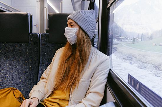 В России начали продавать билеты на поезда с учётом рекомендуемой социальной дистанции