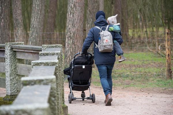 Нуждающиеся семьи с детьми смогут разово получить около 33 тысяч рублей на каждого ребёнка