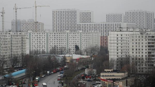 новостройка жилье город район москва