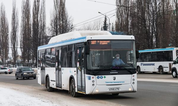 НефАЗ-5299-30-56 на 107 маршруте. Автор фото: ESDI. Источник - http://fotobus.msk.ru/.