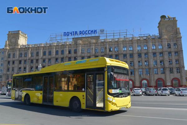 В Волгограде на 12% повысили проезд в автобусах